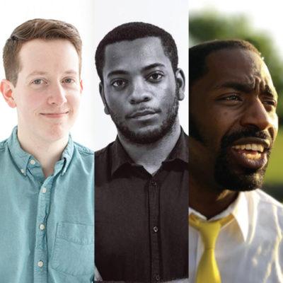 Alex Hare, Zhailon Levingston, and Nehemiah Luckett