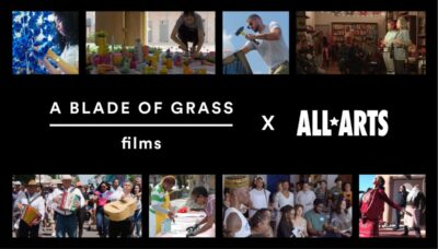 A Blade of Grass x ALL ARTS